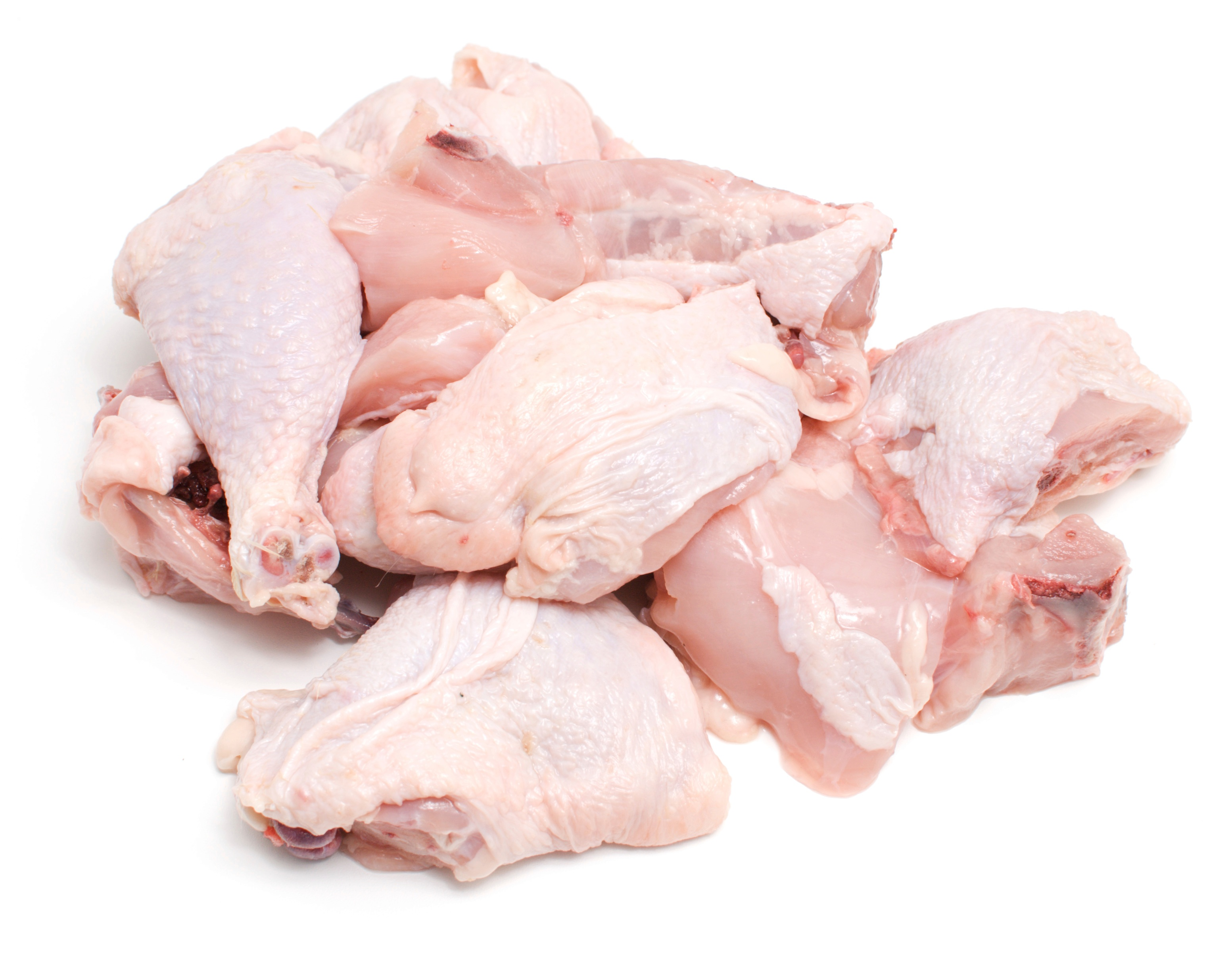 CHICKEN BIRIYANI CUT WITH SKIN (MEDIUM CUT)