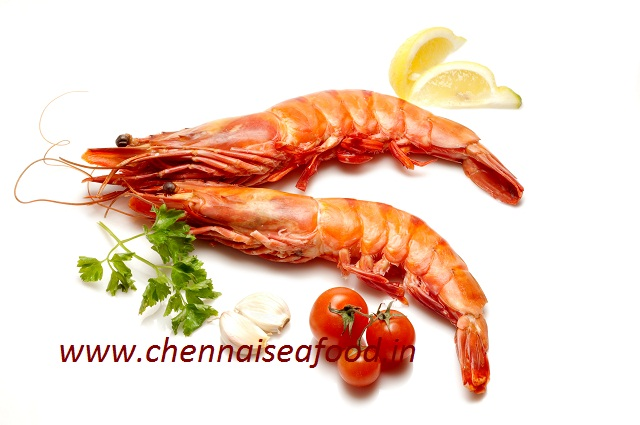 Prawn (Eral) Big - (30-45 count per Kg)