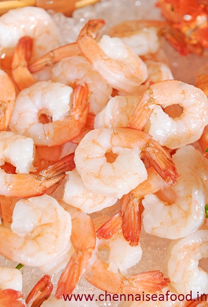 Medium Prawns Peeled and deveined (Red or White)